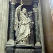 San Giovanni in Laterano - St. Peter