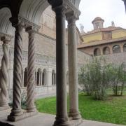 San Giovanni in Laterano - cloister