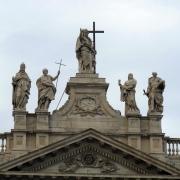 San Giovanni in Laterano - facade