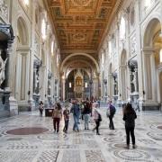 San Giovanni in Laterano - nave