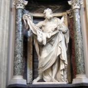 San Giovanni in Laterano - St. Bartholomew