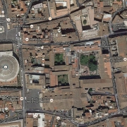 Google Map - Pantheon, Santa Maria sopra Minerva and San'Ignazio