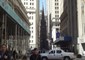 Tiffany's and Trinity Church