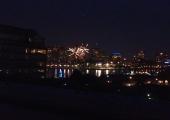 North End fireworks