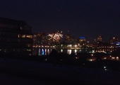 North End fireworks