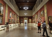 The Koch Gallery at the Museum of Fine Arts, Boston