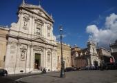 Santa Susanna and Santa Maria della Vittoria