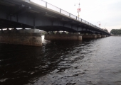 Mass Ave Bridge