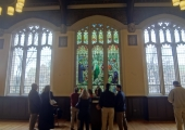 The Irish Room, Casson Hall