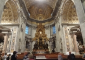 October 12, 2012 - St. Peter's Cathedral