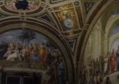 October 12, 2012 - The Vatican Museum's Raphael Rooms