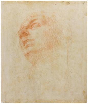 Michelangelo Casa Buonarroti 1508 http://www.uffizi.org/artworks/doni-tondo-by-michelangelo/